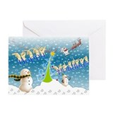 Sign language Greeting Cards (10 Pack)