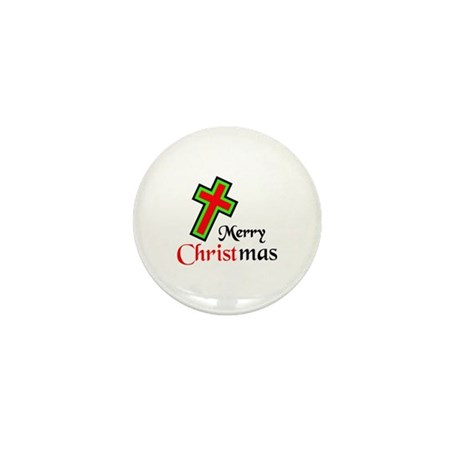KEEP CHRIST IN CHRISTMAS Mini Button (10 pack)