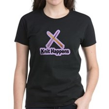 Knit Happens Kitting Happens Tee