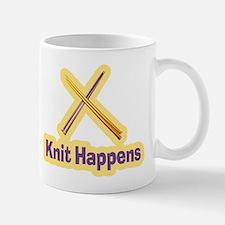 Knit Happens Kitting Happens Mug
