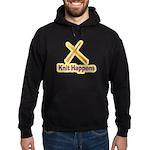 Knit Happens Kitting Happens Hoodie (dark)