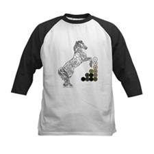 """""""Paint by Numbers Horse"""" Tee"""