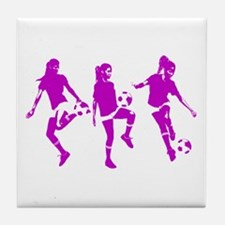 Express Yourself Li Tile Coaster