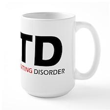 Obsessive Texting Mug