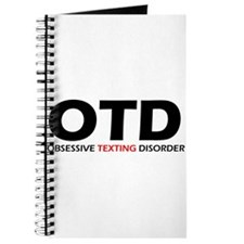 Obsessive Texting Journal