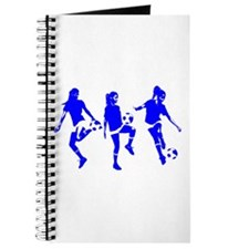 Blue Express Yourself Female Journal