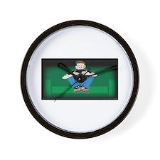 Video Kid Wall Clock