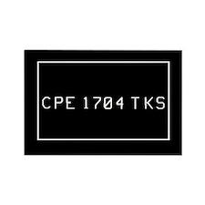 CPE 1704 TKS Rectangle Magnet