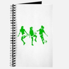 Green express Yourself Female Journal