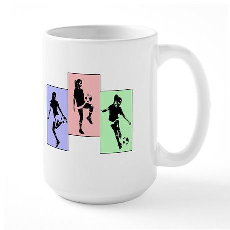 Multi Express Yourself Large Mug