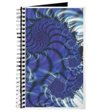 Midnight Flares Fractal Journal