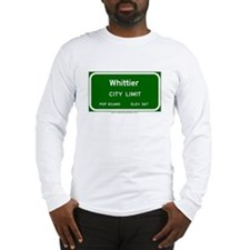 Whittier Long Sleeve T-Shirt