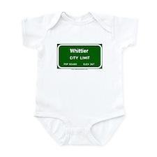 Whittier Infant Bodysuit