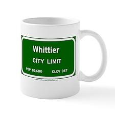 Whittier Mug