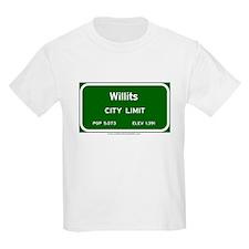 Willits T-Shirt
