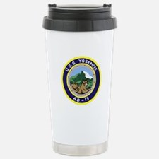 USS Yosemite (AD 19) Travel Mug
