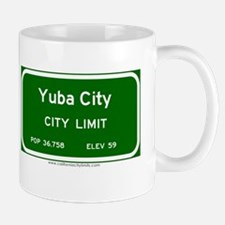 Yuba City Mug