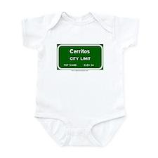 Cerritos Infant Bodysuit