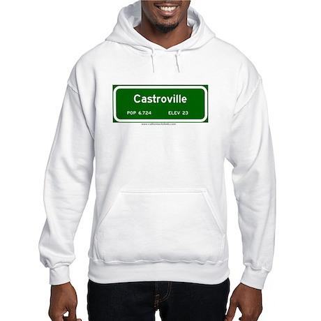 Castroville Hooded Sweatshirt