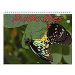 """""""Butterflies"""" Wall Calendar"""