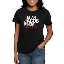 Jacob Kinda Girl Tee