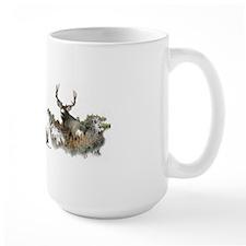 Mule Deer,Crown Series,10, Mug