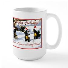 Bears Christmas Mug
