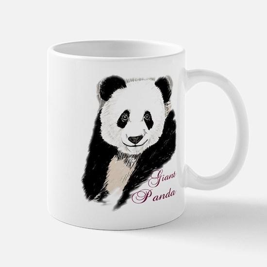 Giant Panda Bear Mug