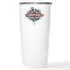 Funny Metal church Travel Mug