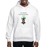 pop psychology Hooded Sweatshirt