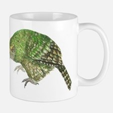 Young Kakapo Small Small Mug