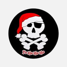 """Yo Ho Ho Ho 3.5"""" Button"""