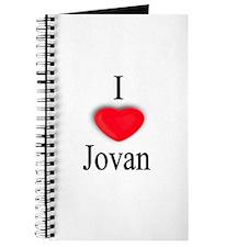 Jovan Journal