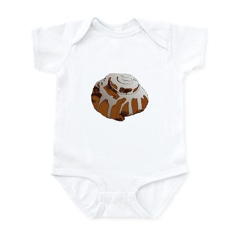 Giant Cinnamon Bun Infant Bodysuit
