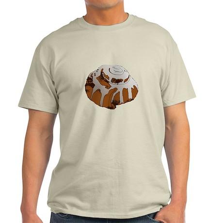 Giant Cinnamon Bun Light T-Shirt