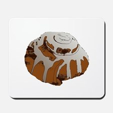 Giant Cinnamon Bun Mousepad