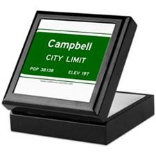 Campbell Keepsake Box