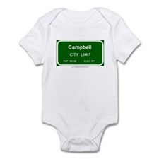 Campbell Infant Bodysuit