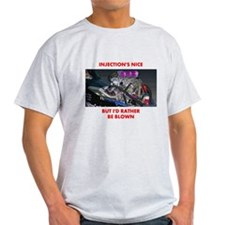 TOP FUEL BLOWN RACE CAR T-Shirt