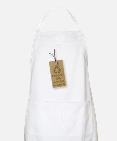 Recycled Materials Apron