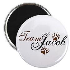 Team Jacob Black Magnet