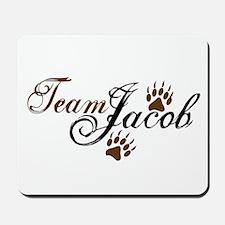 Team Jacob Black Mousepad