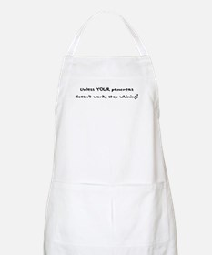 Unless YOUR Pancreas Doesn't Apron