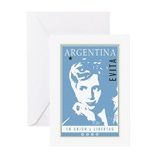 Argentina Greeting Card