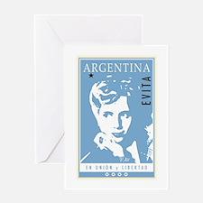 Argentina Greeting Card
