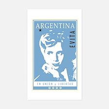 Argentina Rectangle Decal