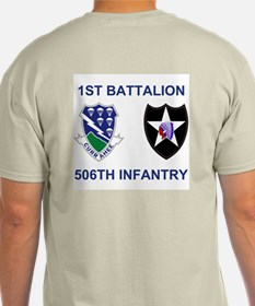 2nd Infantry Division Iraqi Freedom T-Shirt