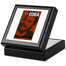 Cuba Keepsake Box