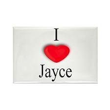Jayce Rectangle Magnet (10 pack)