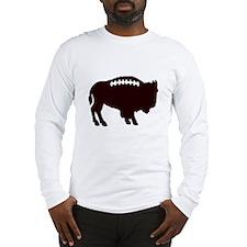 buffalo football. Long Sleeve T-Shirt